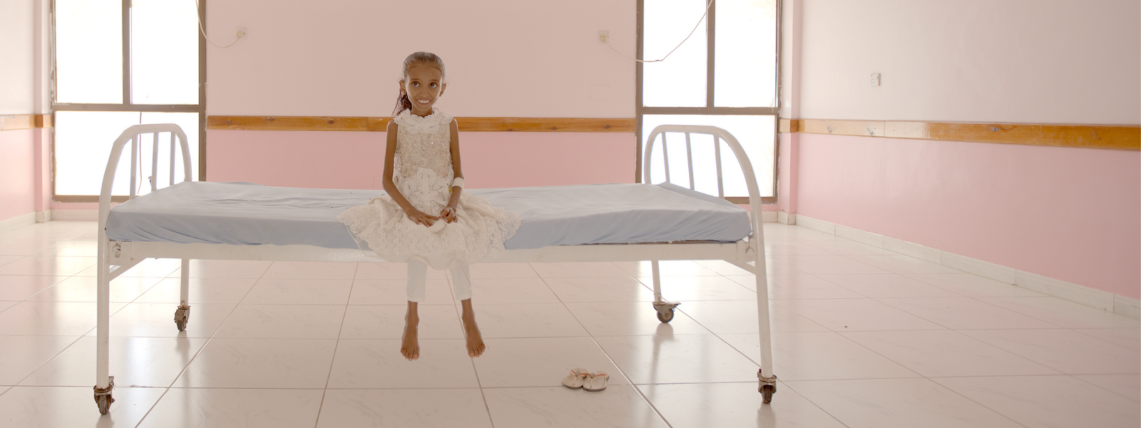 Support Yemeni Health Care Workers featured in Hunger Ward image