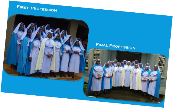 Donate to Train a Sister Today image