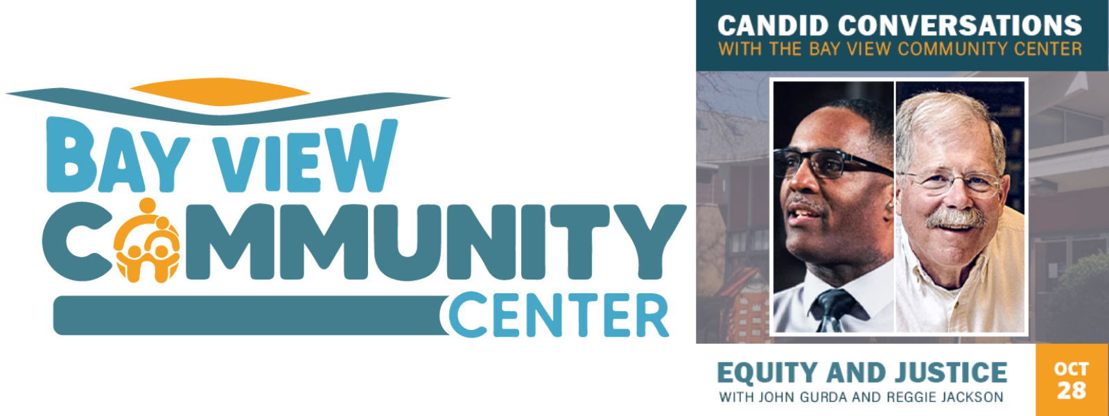 Support Candid Conversations with the Bay View Community Center image