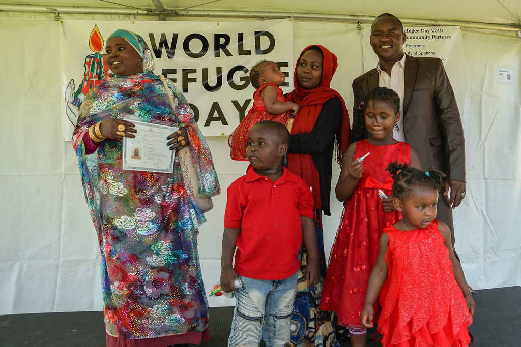 Support Refugees and Immigrants in the Inland Northwest image