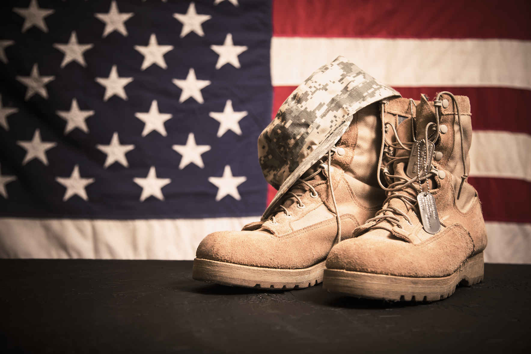 Help Us Stand Beside Our Veterans image