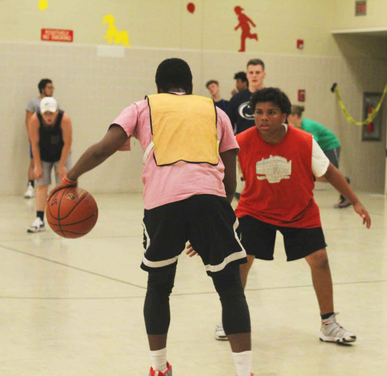 Donate to Provide Our Teen Boys with Exercise and a Healthy, Physical Outlet image