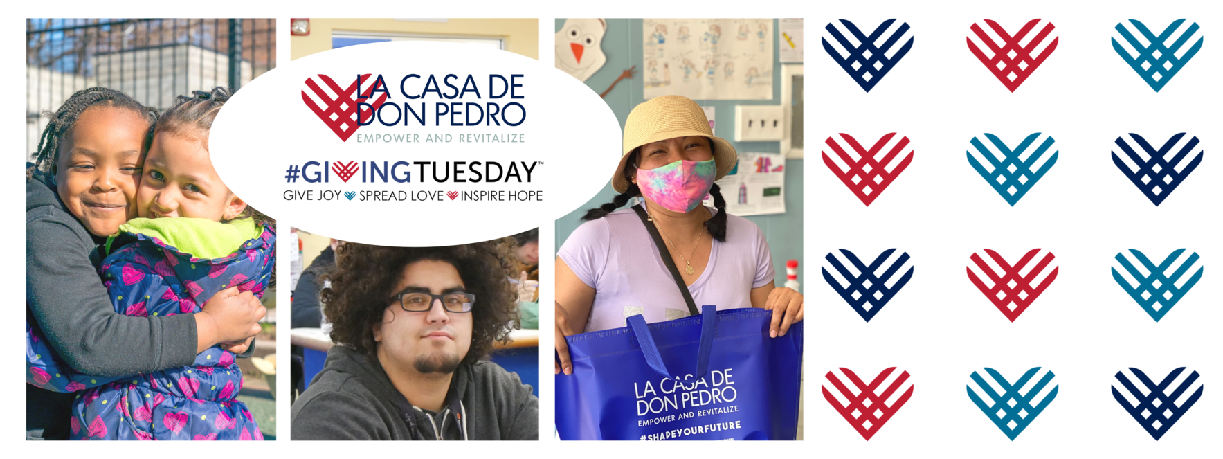 Make your donation to La Casa today! image