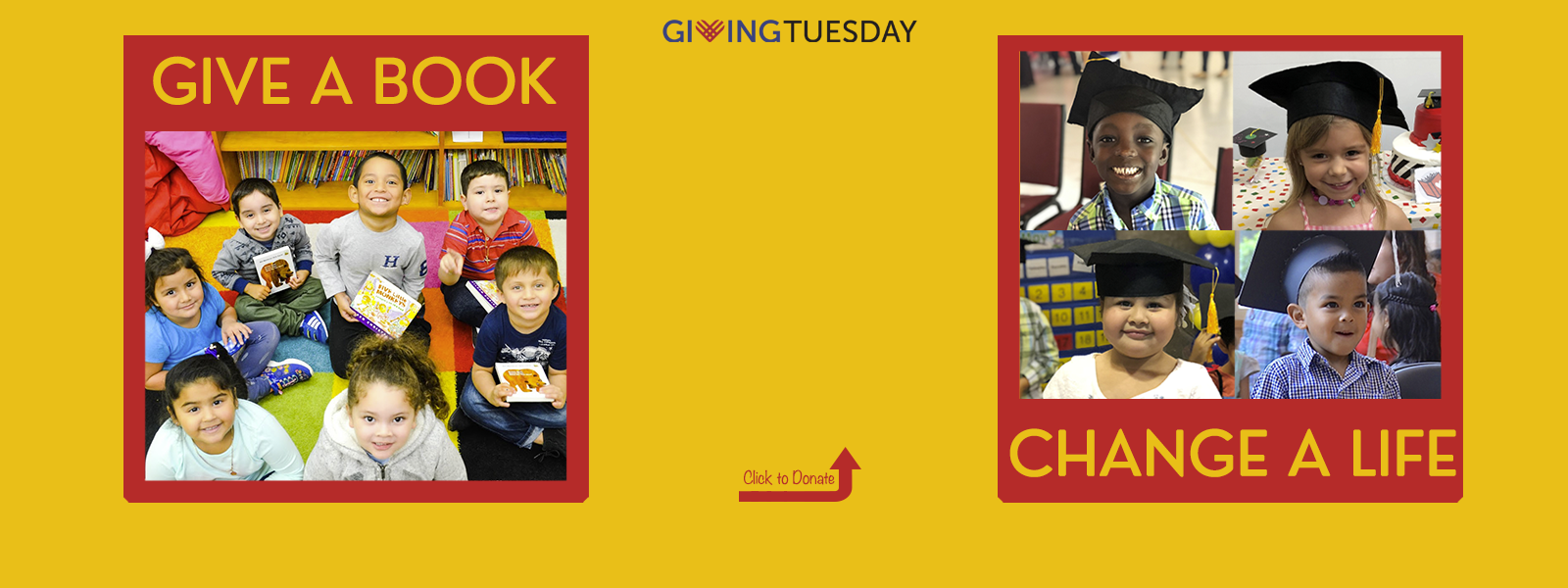 Help us change a child's life and double your impact! image