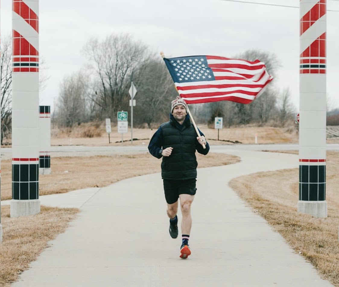 A mile in their shoes: My journey across Iowa to help those that need it most. image