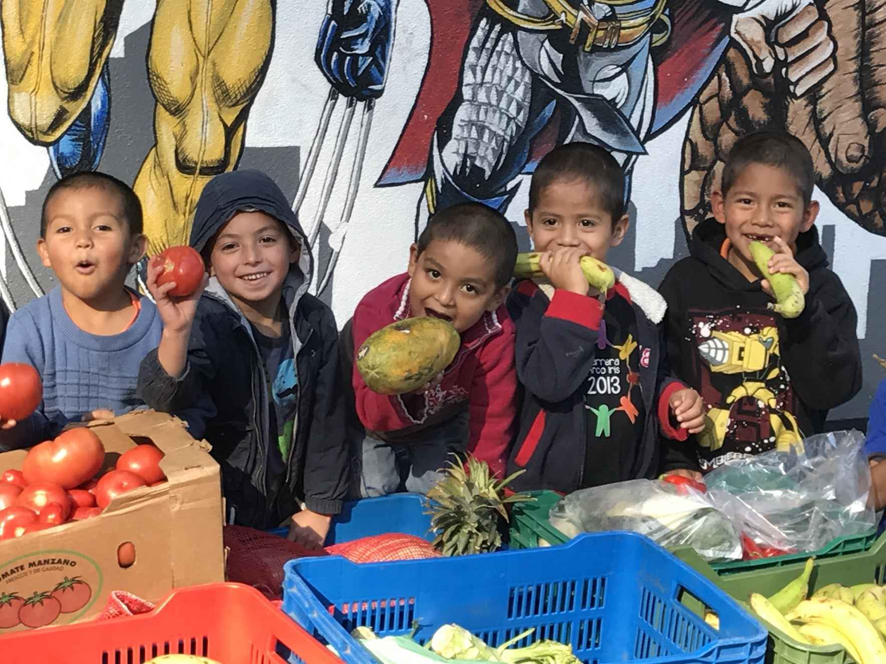 Provide nutrition to kids in need today! image
