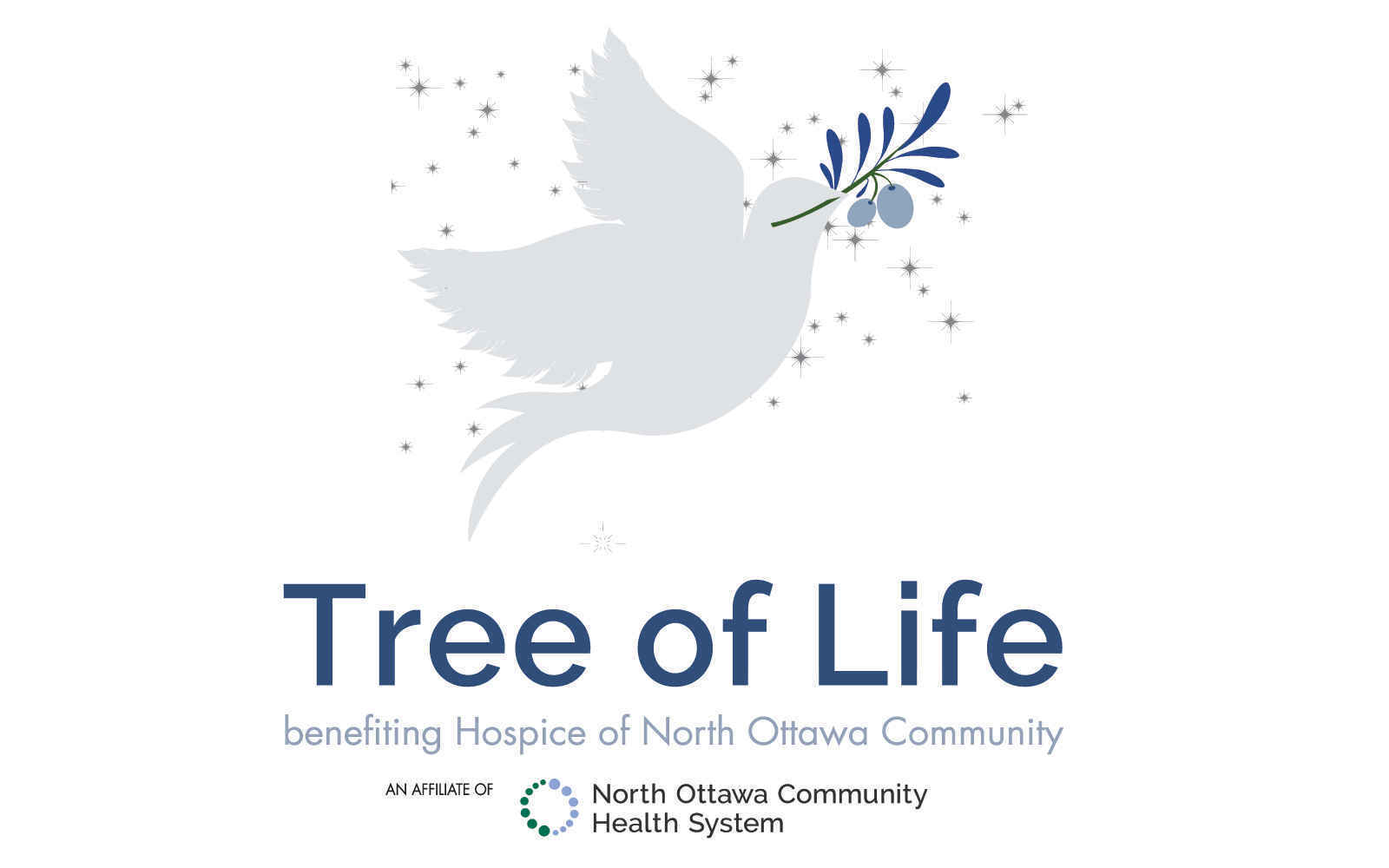 Honor your loved ones through Hospice of North Ottawa Community's TREE OF LIFE! image