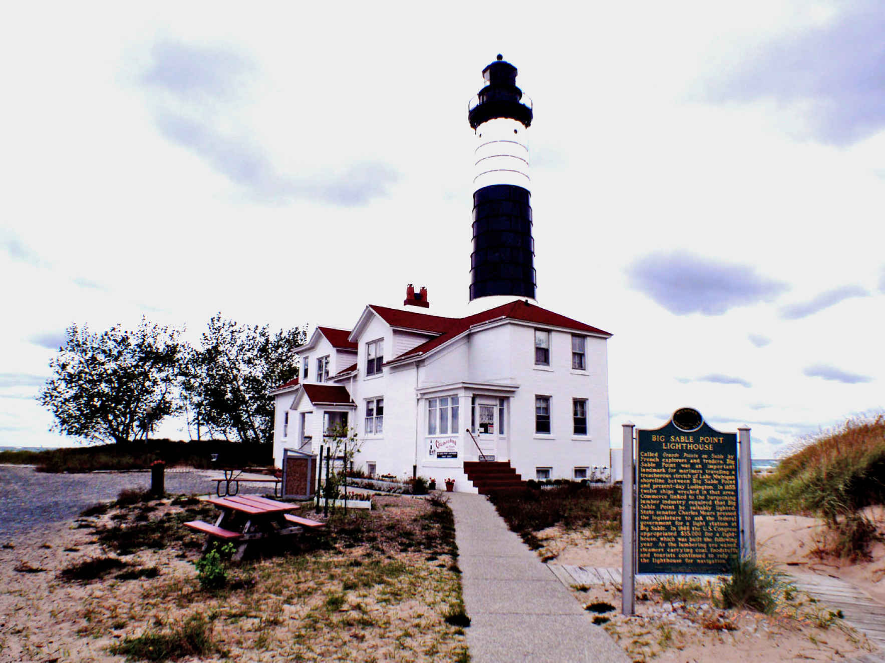Support SPLKA and our Mission to Preserve our Lighthouses image
