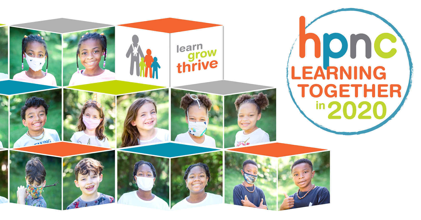 Support equity in education by donating to HPNC image