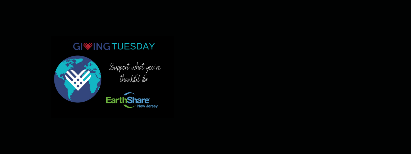 Support EarthShare NJ this #GivingTuesday image