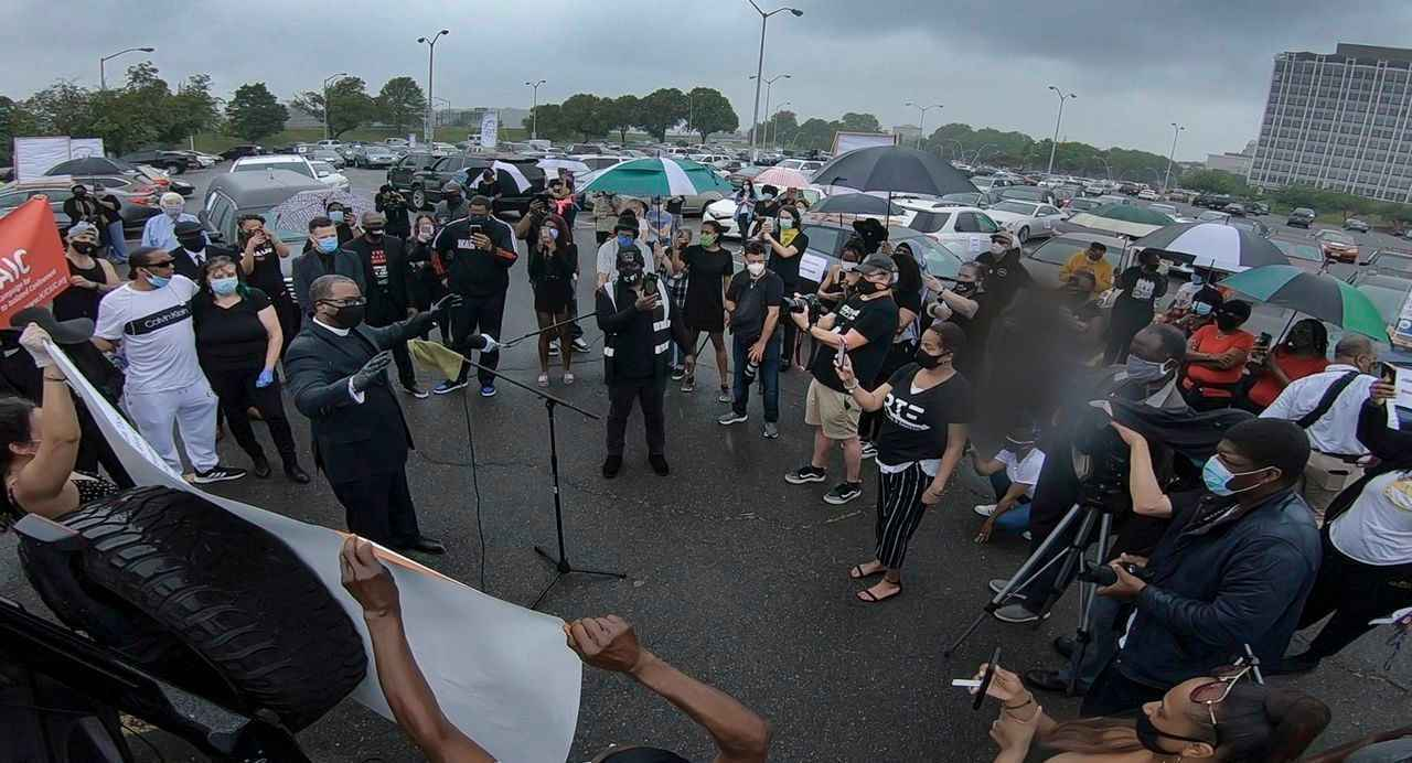 Donate now to fight systemic racism in New Jersey image
