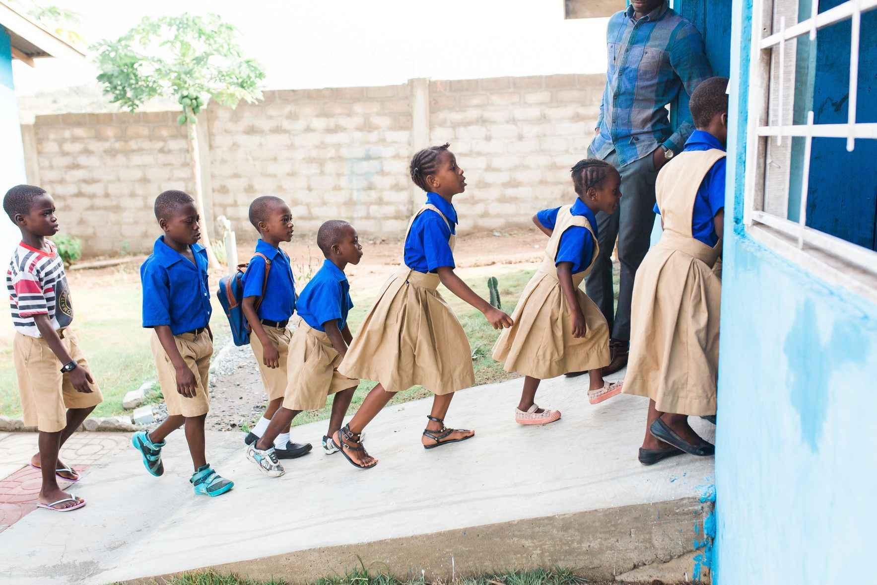BUILD A SCHOOL image