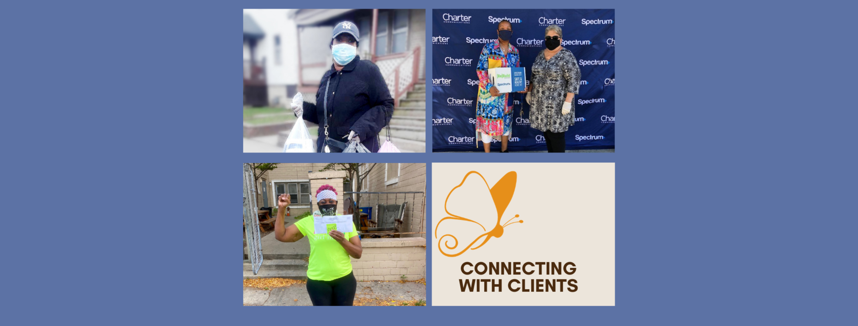 Give today so more women like Cheri can get the housing and treatment they need image
