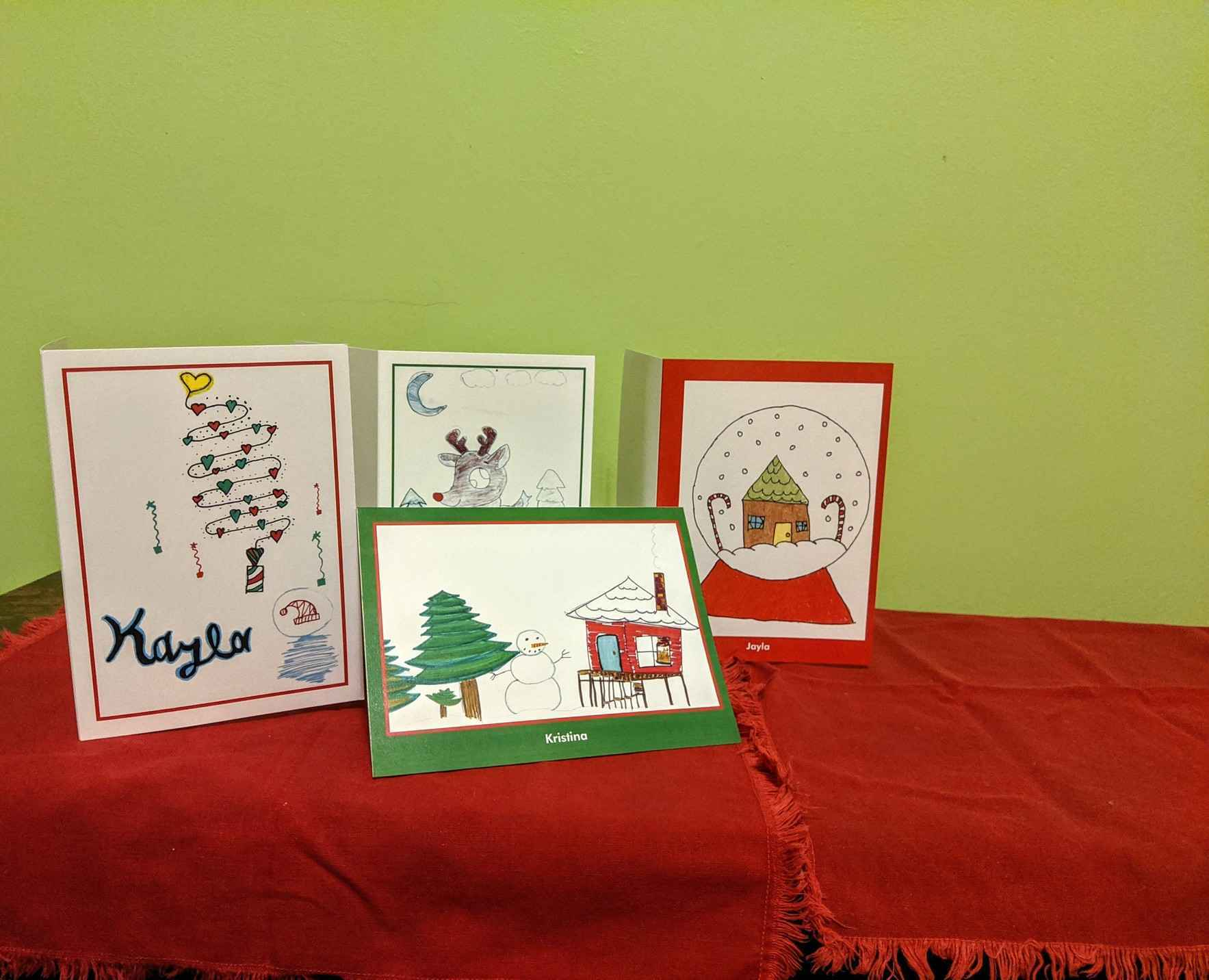 Send cards that honor your family and friends and support community health. image