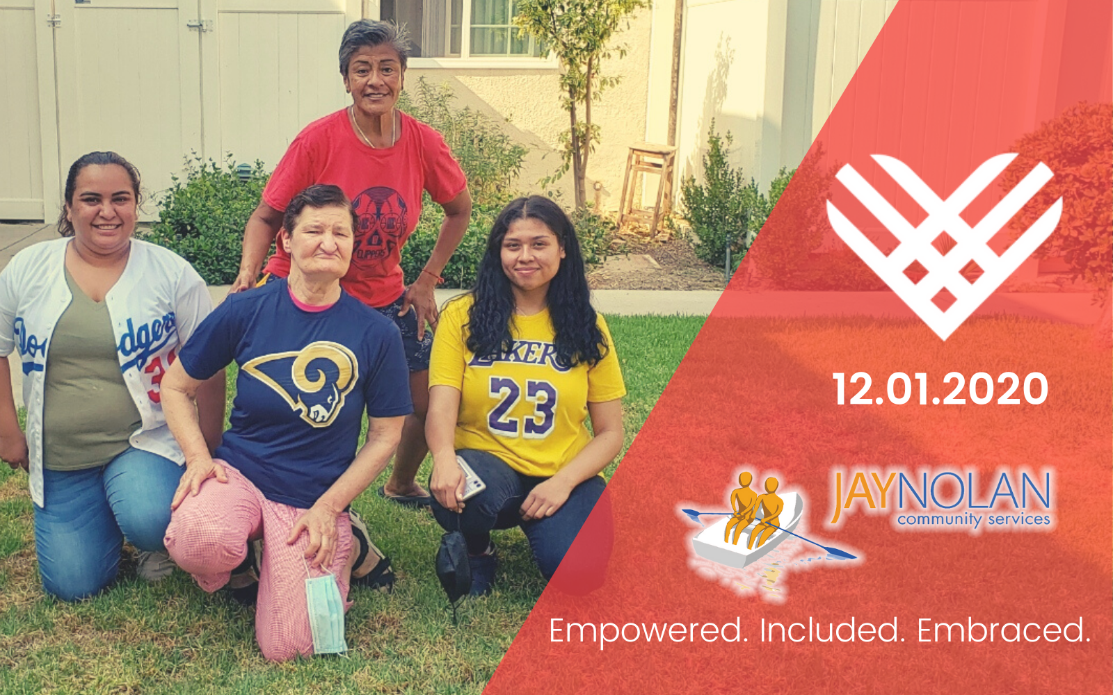 Support Disability Services This #GivingTuesday image