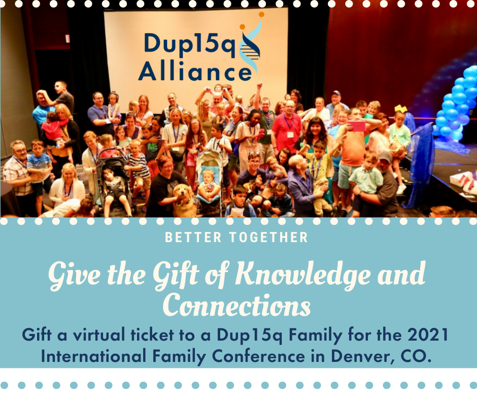 Give the Gift of Knowledge and Connections image