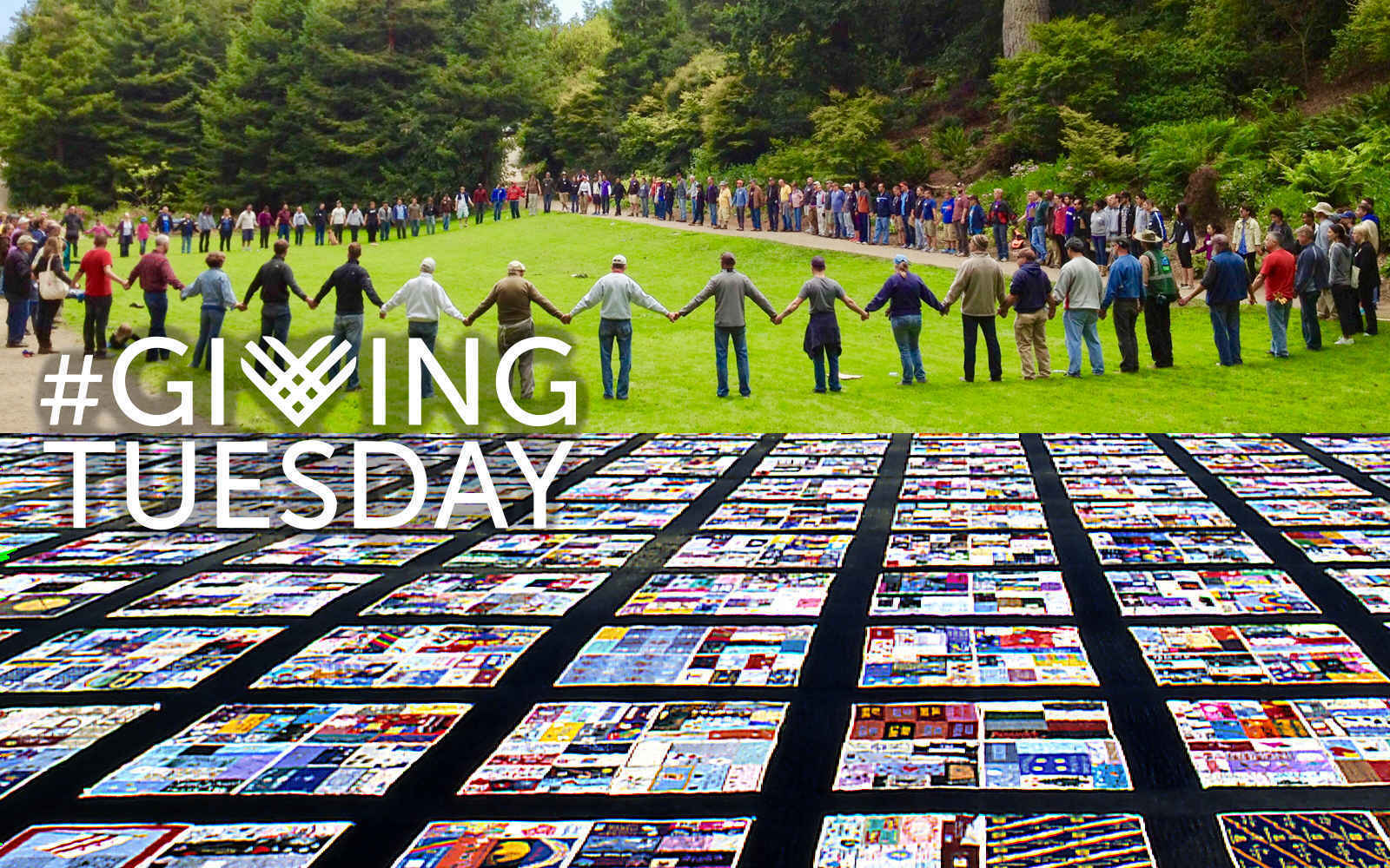 Support the Programs of the National AIDS Memorial for Giving Tuesday! image