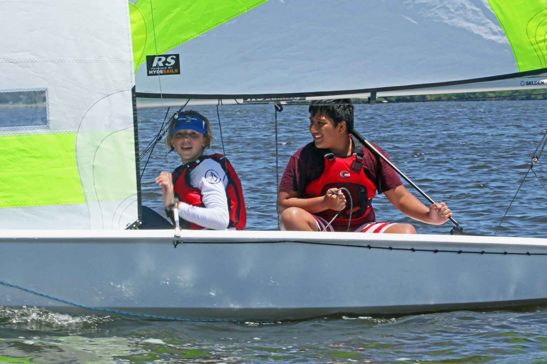 Creating Confidence on the Water and in Life image