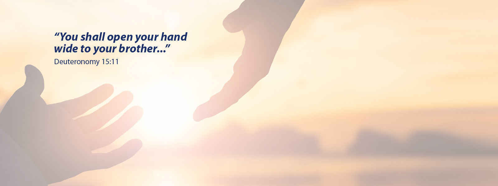 Start off 2021 with an act of kindness; give someone a Helping Hand. image