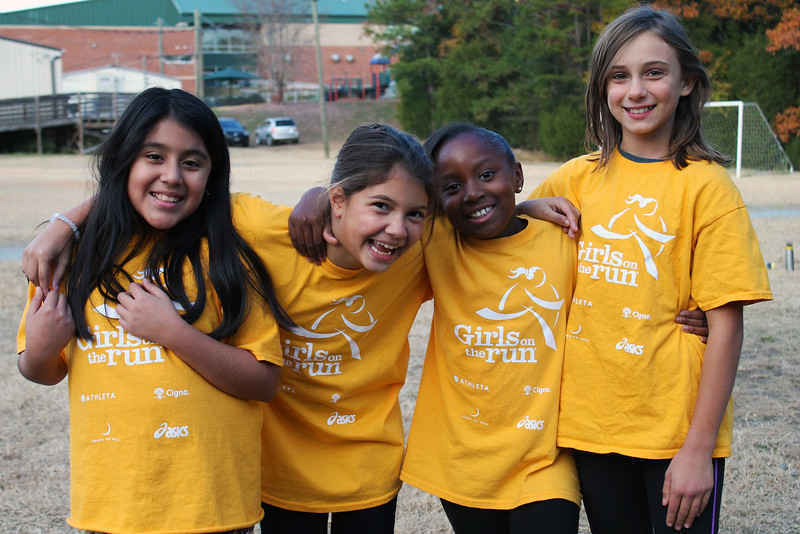 Give Today to Help Girls in Your Local Community Thrive  image