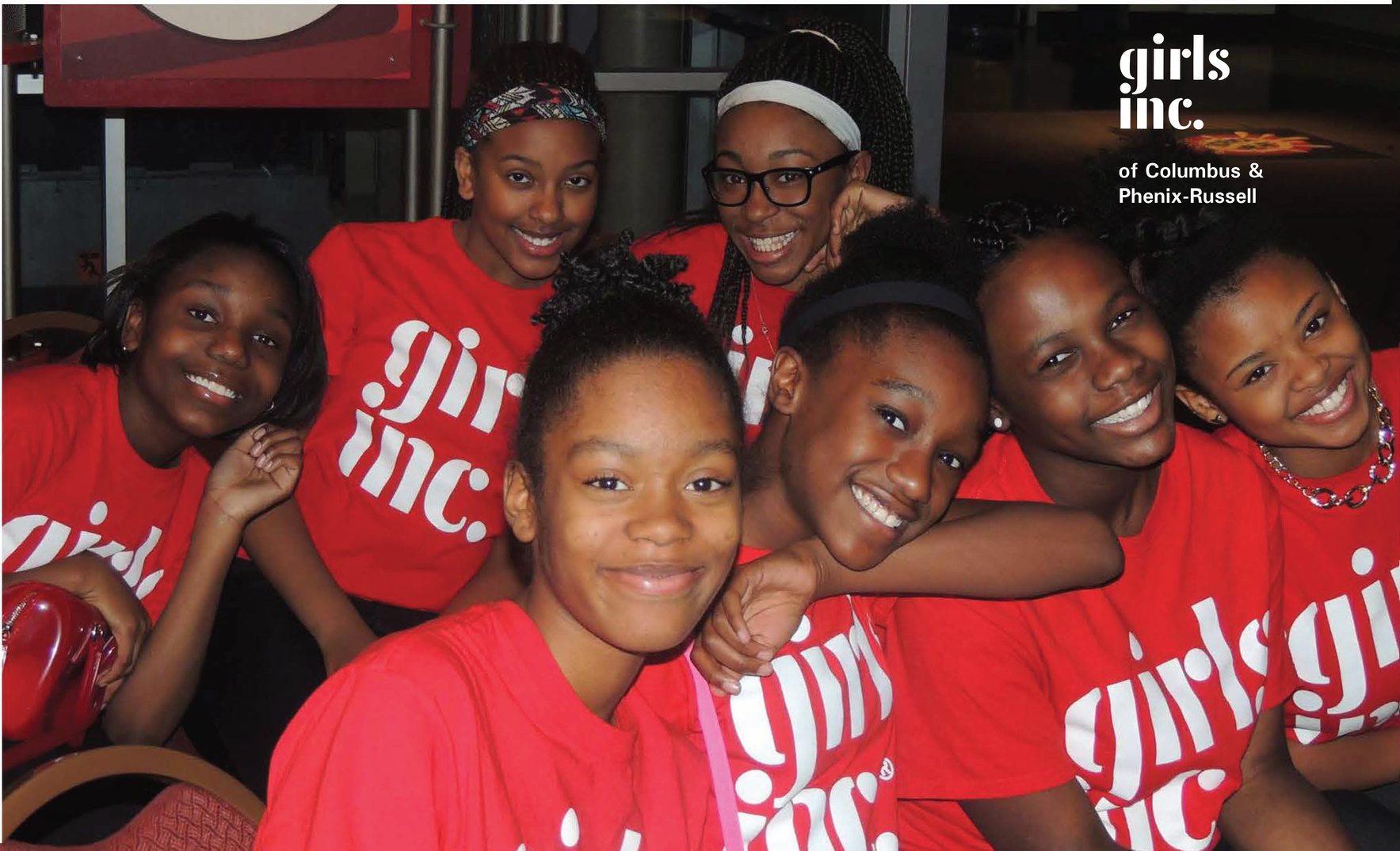 Be a Champion for  Girls On Giving Tuesday, December 1, 2020 and Every Day image