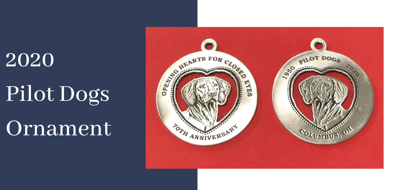 2020 Pilot Dogs Ornament Available!  image