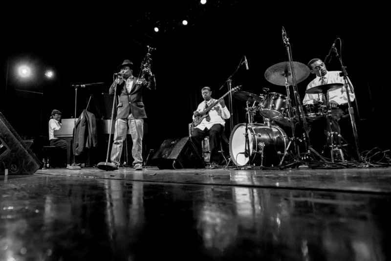 Support the Tucson Jazz Festival image