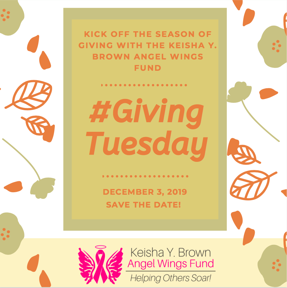 Support Angel Wings on #Giving Tuesday!! image