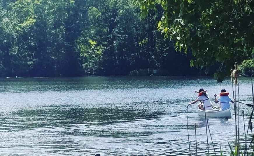 Donate now to save Lake Adams and the beauty of Canonicus image