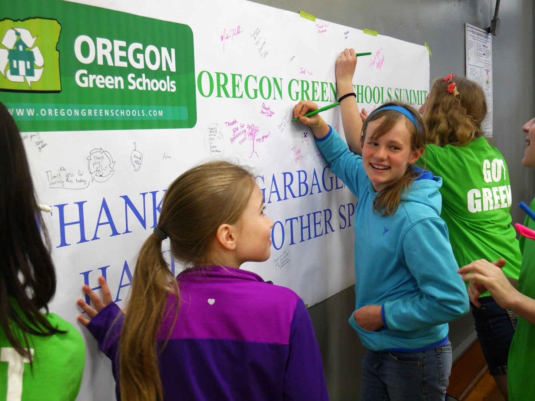 Support Oregon Green Schools image