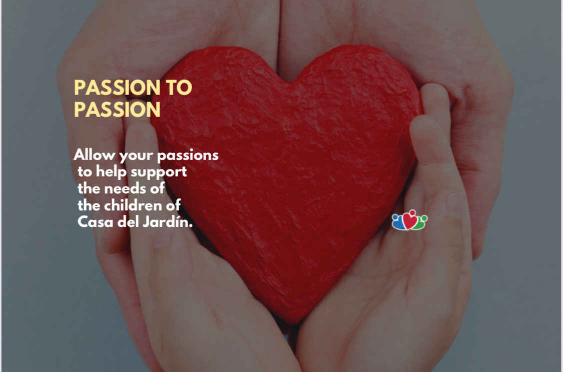 Become a Passion to Passion Sponsor Today! image