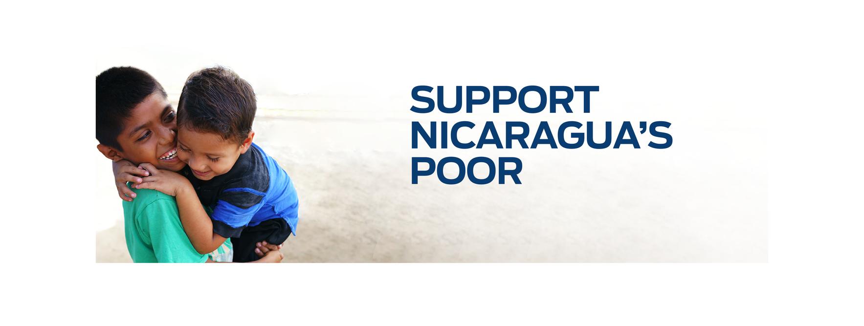 Let's transform the lives of underprivileged Nicaraguans! image