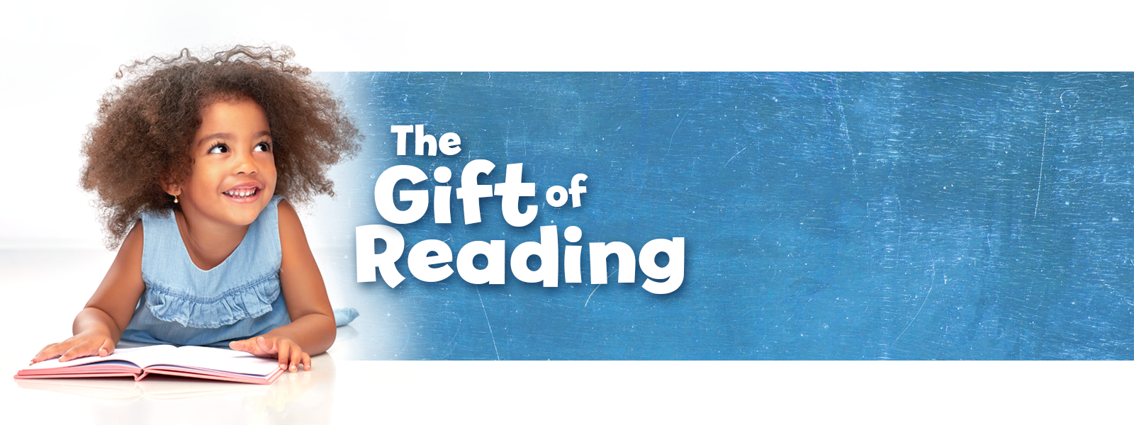 Give the Gift of Reading image