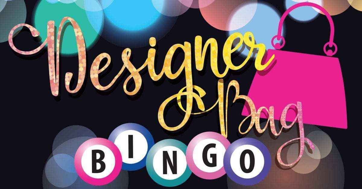Sponsor Designer Bag Bingo! image
