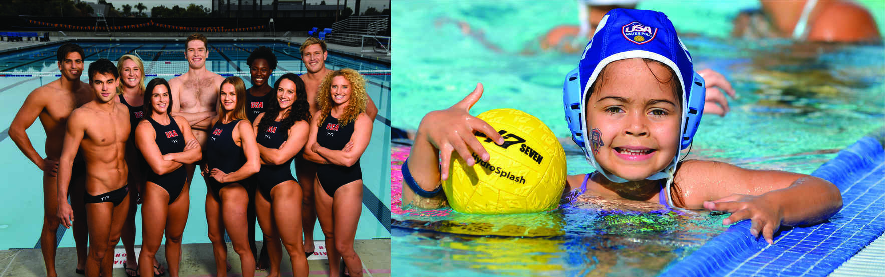 Your Gifts to USA Water Polo's Annual Fund Are The Most Direct & Impactful Way To Advance Our Sport! image