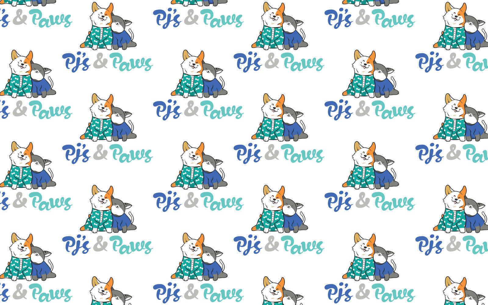Pj's & Paws image