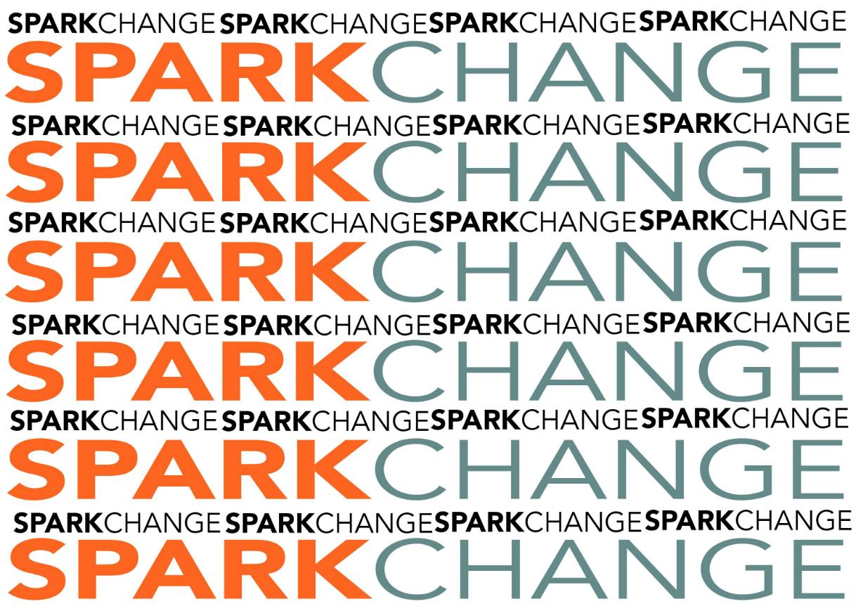 Let's SPARKCHANGE! image