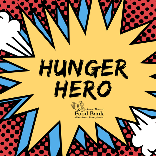 Become a Hunger Hero! image