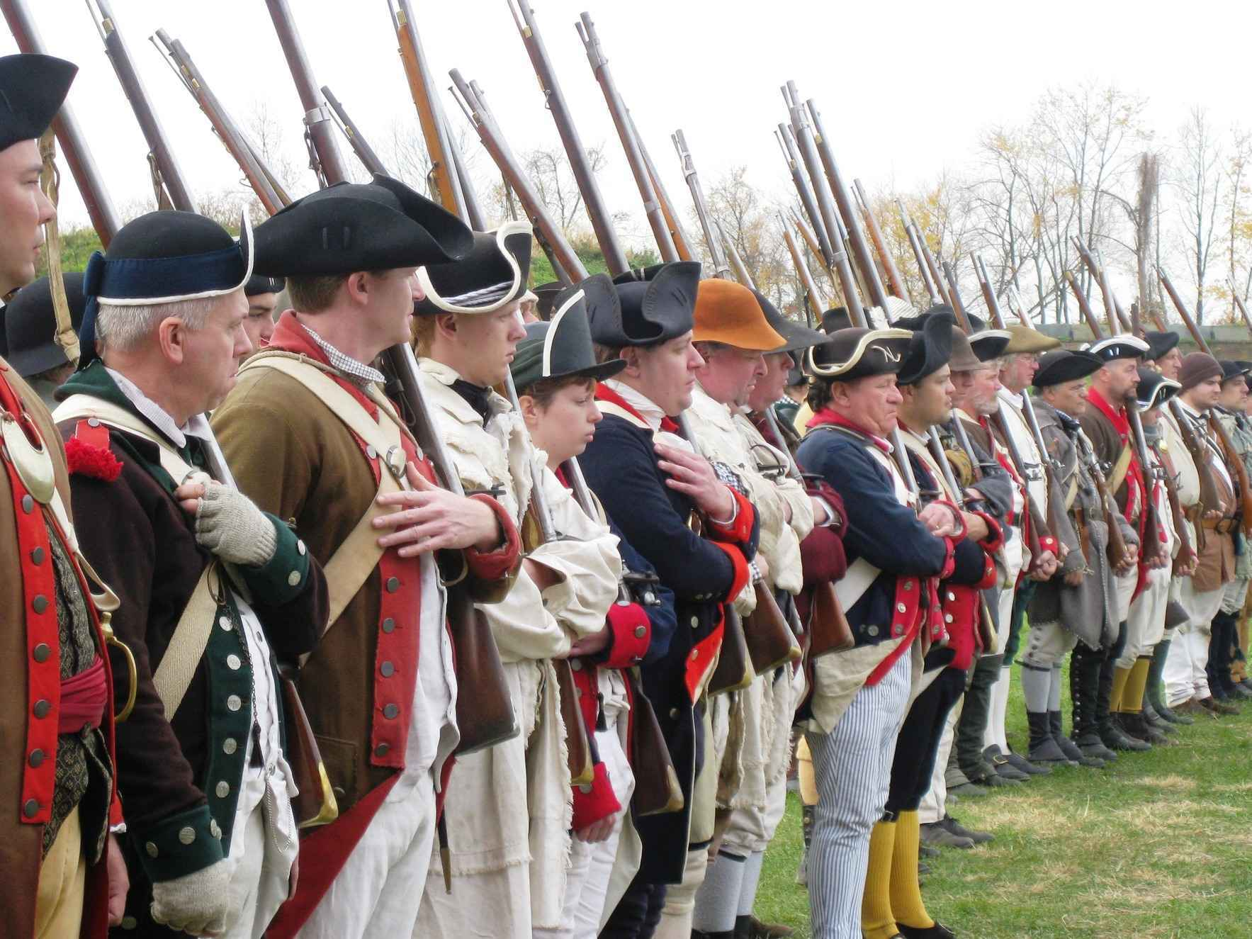 Donate today to keep history alive at Fort Mifflin! image