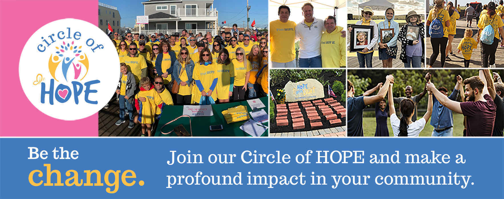 Join the Circle of HOPE image
