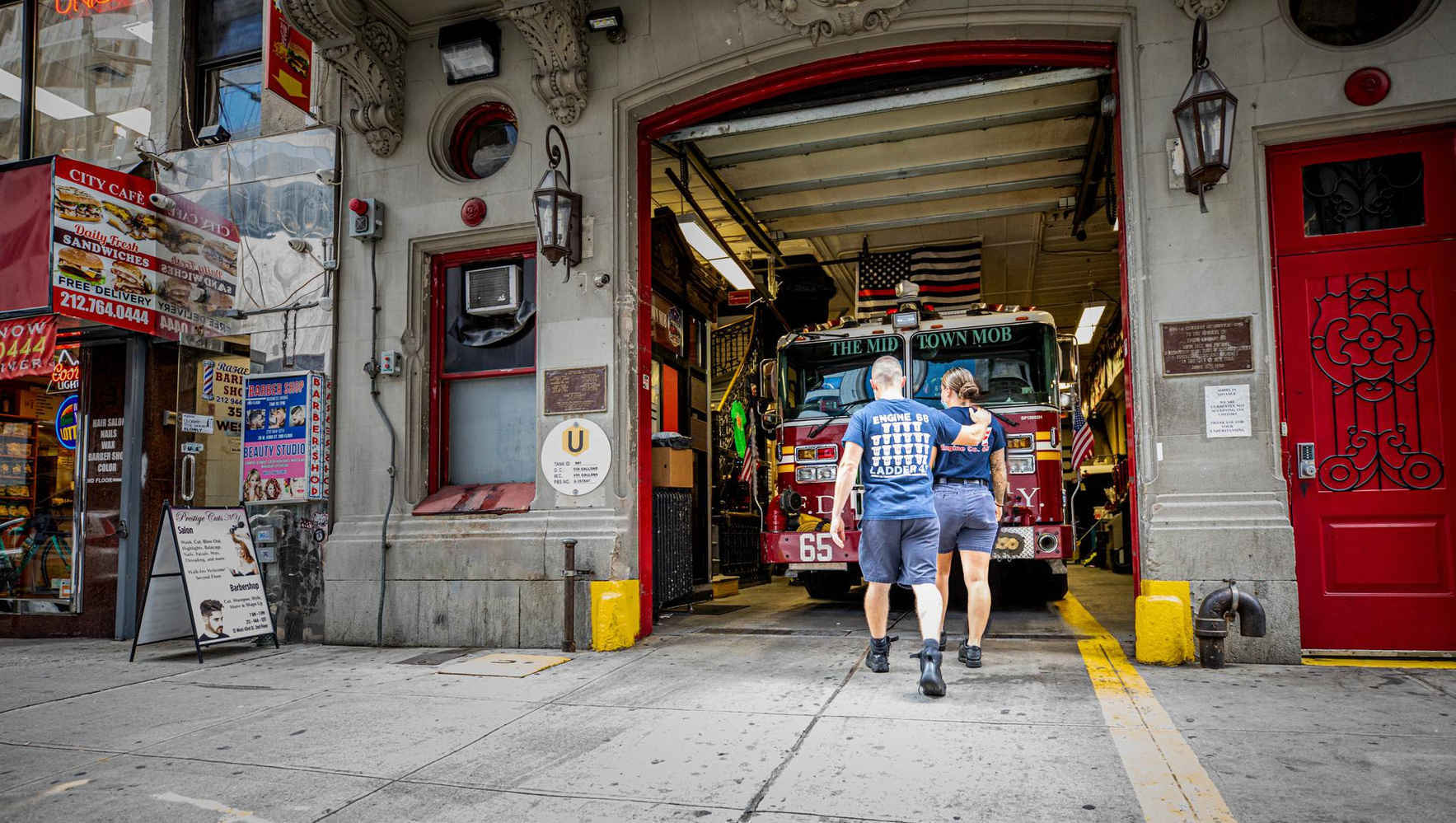 Support New York's Bravest and their loved ones. Make a gift today. image