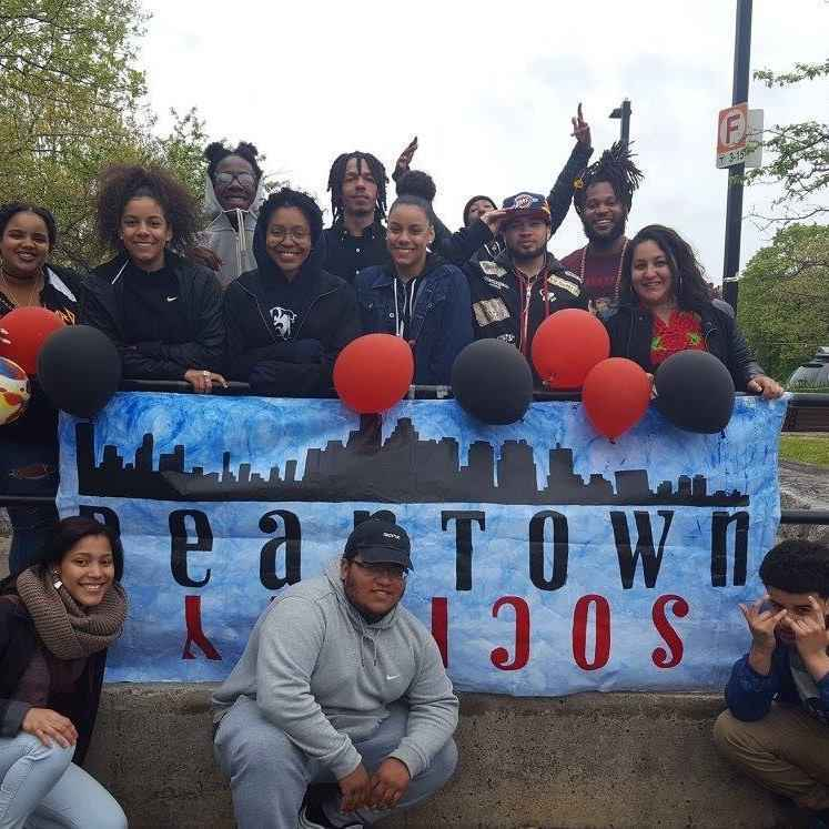 Donate here to support Beantown Society image
