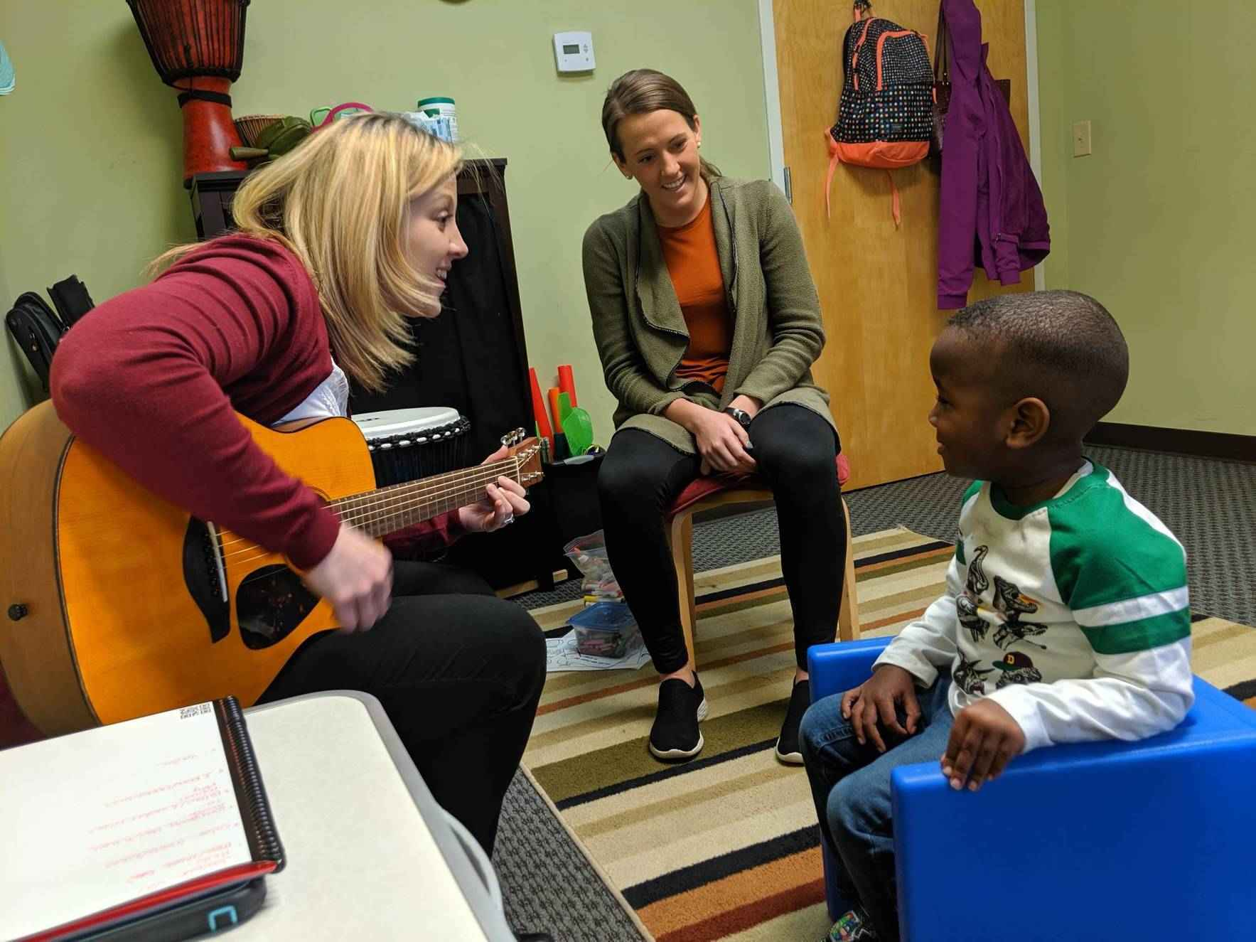 Give Music Therapy in the Midlands image