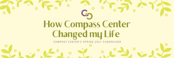 Even though the luncheon is cancelled the call to support Compass Center remains. image