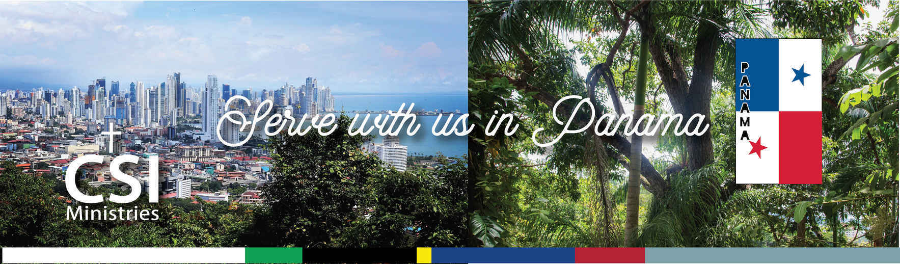 Donate to a CSI Team doing Ministry in Panama image