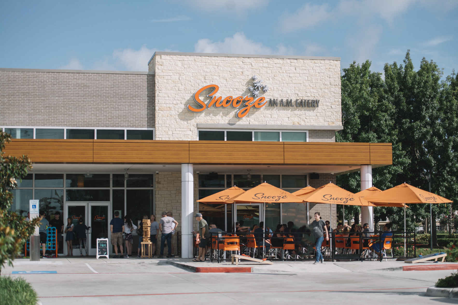 Snooze Loves Texas image