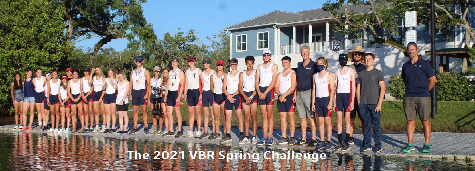 The Vero Beach Rowing Spring Challenge 2021 image