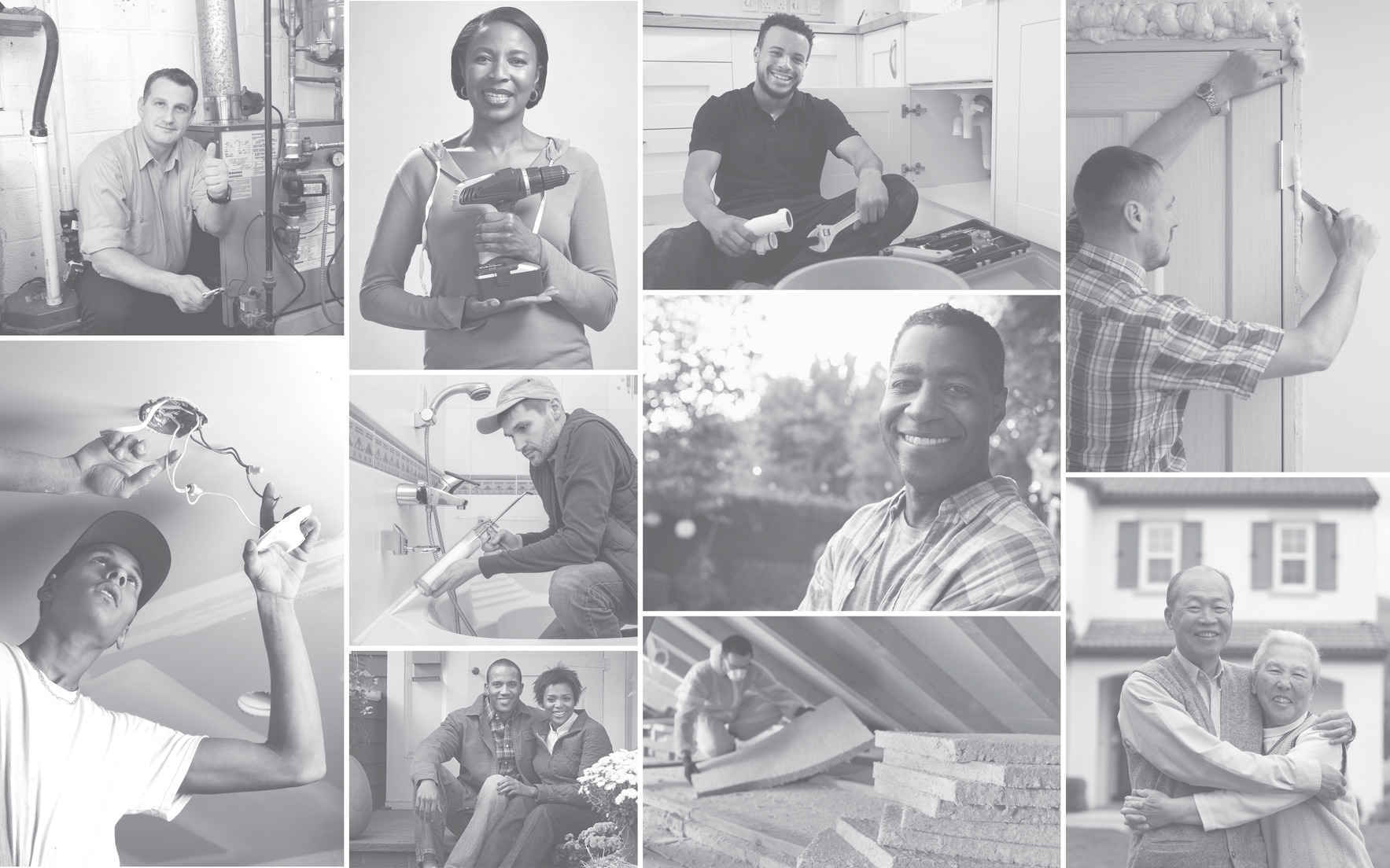 You can help provide safe housing to a family in need. image