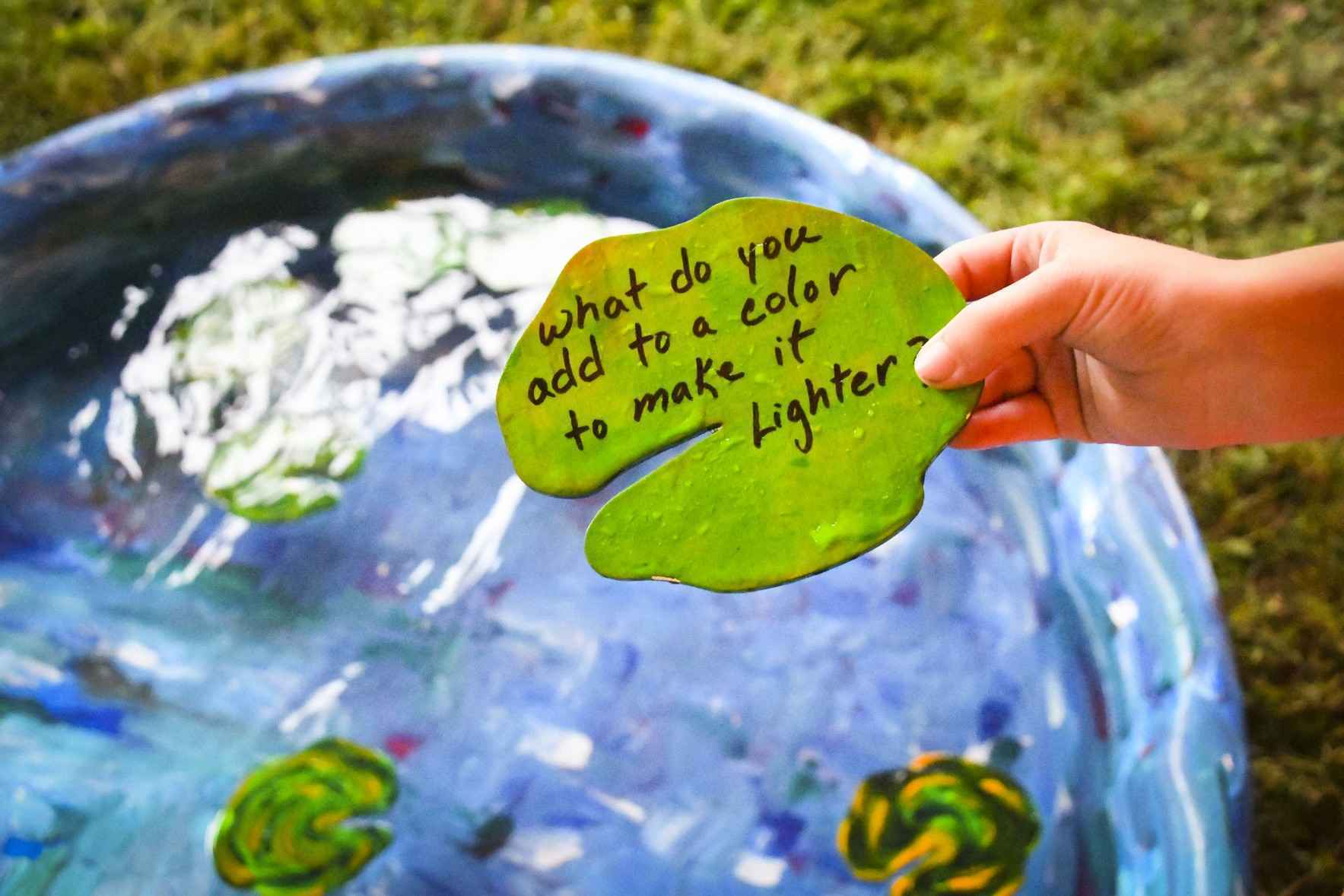 Pour your heart into art this spring with a donation! image