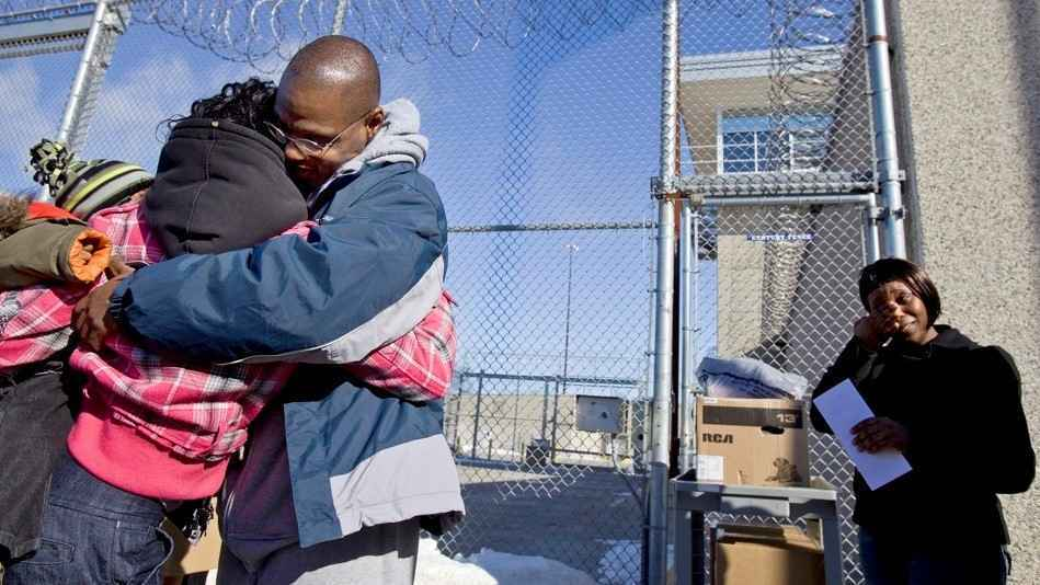 Give Today, Give Hope to the formerly incarcerated! image